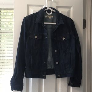 Whistles denim jacket, women's US size 2